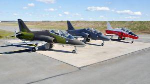 Hawk Mk 51, Hawk 51A sekä Hawk Mk 66