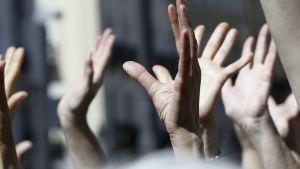 Podemos-puolue on syntynyt toukokuun 15. päivän liikkeestä.