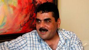 Samir Kantar Beirutissa, Libanonissa 22. heinäkuuta 2008.
