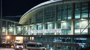 Sabiha Gökçen lentokenttä Istanbulissa.