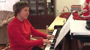 23-vuotias Minja teki musiikista itselleen ammatin.