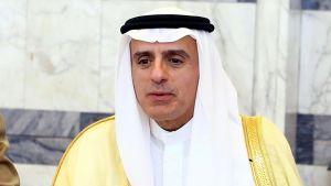 Saudi-Arabian ulkoministeri Adel al-Jubeir