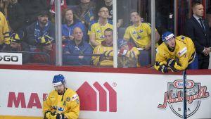 Ruotsi pettymys u20