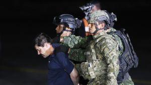 """""""El Chapo"""" vangittiin jälleen perjantaina."""