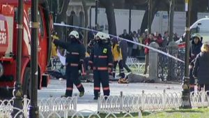 Istanbul pommi
