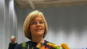 Professori Eeva Anttila