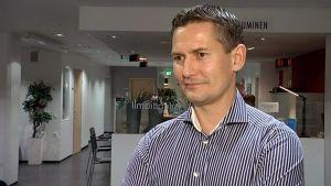 Pihlajalinnan toimitusjohtaja Mikko Wiren