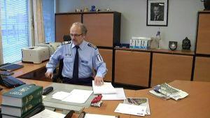 poliisipäällikkö Markku Luoma