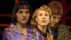 Niskavuoren naiset Kemin kaupunginteatterissa.
