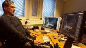 Paavo Hamunen, luontokuvaaja
