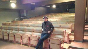 Kino Iiriksen elokuvasali