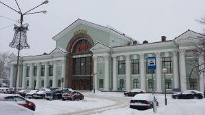 Viipurin rautatieasema