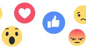 uusia tunnetilanappeja facebookiin
