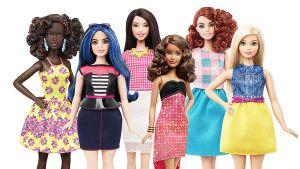 Mattelin uusia Barbie-hahmoja.