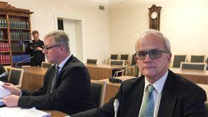Jukka Vihriälä.