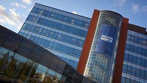 Nokian pääkonttori Espoo.