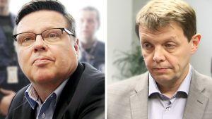 Jari Aarnio ja Jukka Haavisto