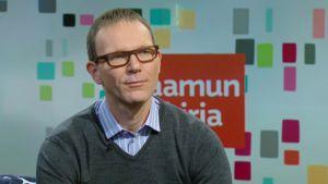 Jussi Vanhanen.