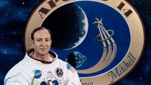 Apollo 14 -lennolle osallistunut Edgar Mitchell oli yksi kahdestatoista kuun pinnalla kävelleestä ihmisestä.