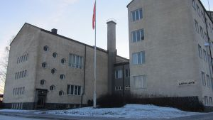 koulurakennus, amk