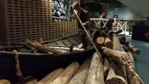Satakunnan museo näyttely vene tukinuitto