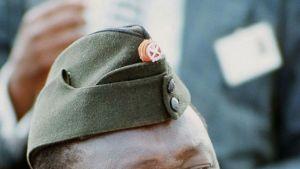 Kuvassa on Ugandan entinen diktaattori Idi Amin.
