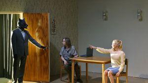 Q-teatterin näytelmä Tavallisuuden aave