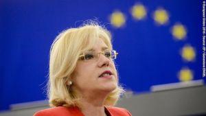 EU:n alue- ja rakennepolitiikan komissaari Corina Cretu