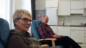 Tarja ja Hannu Heiskanen
