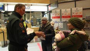 Turvapaikanhakijat Salla 07012016