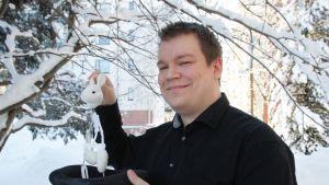 Taikuri Juha-Matti Ristiharju