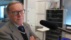 Jukka Pekkarisella on pitkä ura Suomen talouselämän johtotehtävissä.