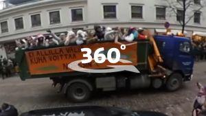 Penkkarit Helsingissä 2016 - 360-video