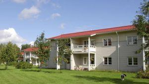 Opiskelija-asuntoja Visamäessä
