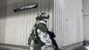 Kaupunkisotaharjoitus Lappeenrannassa
