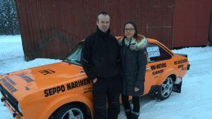 Kalle ja Sari Asikainen
