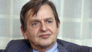 Olof Palme vuonna 1984.
