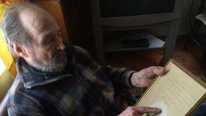 Onni Lassila pelasti pienen veljensä hukkumiselta 60 vuotta sitten.