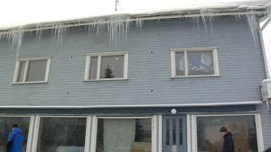 Jääpuikkoja, Kuusamo