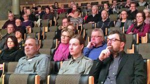 Kajaanilaiset pohtivat lauantaina Tuntemattoman sotilaan vaikutusta suomalaisuuteen