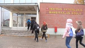 Mansikkalan koulu