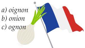 Testaa, kuinka hyvin osaat uutta ranskaa