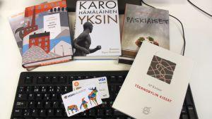 Keski-Suomen kirjastoissa verkkopalvelut kehittyvät kärkijoukoissa.