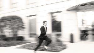 Nestori Syrjälän Running Man