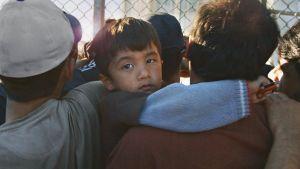 Tuntematon pakolainen