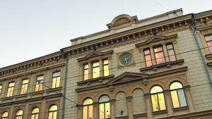 Finanssivalvonnan toimipiste Snellmaninkadulla Helsingissä