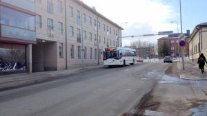 Koulukatu Lappeenrannassa
