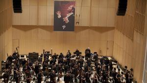 Mariinski-teatterin orkesteri.