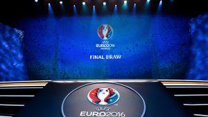 UEFAn arvontojen logo