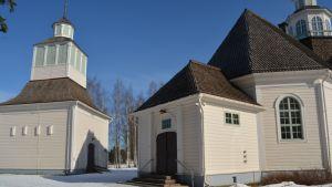 Ilmajoen seurakunta viettää 500-vuotisjuhliaan 2016.